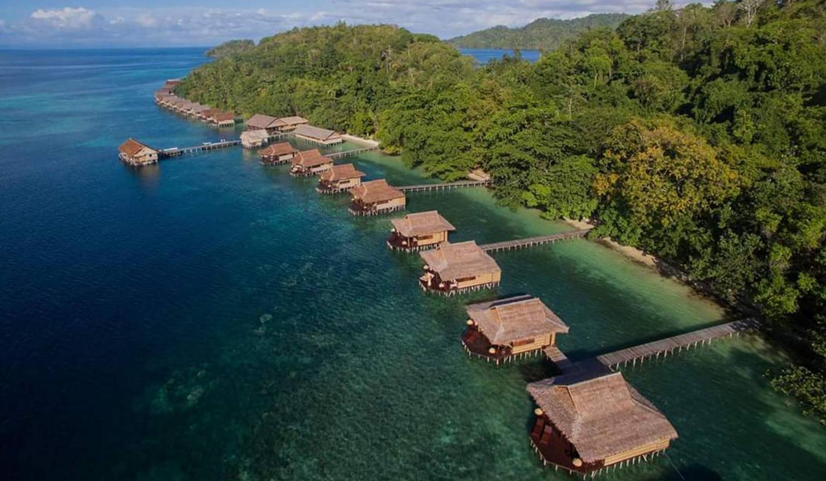 Remote Tropical Hideaways