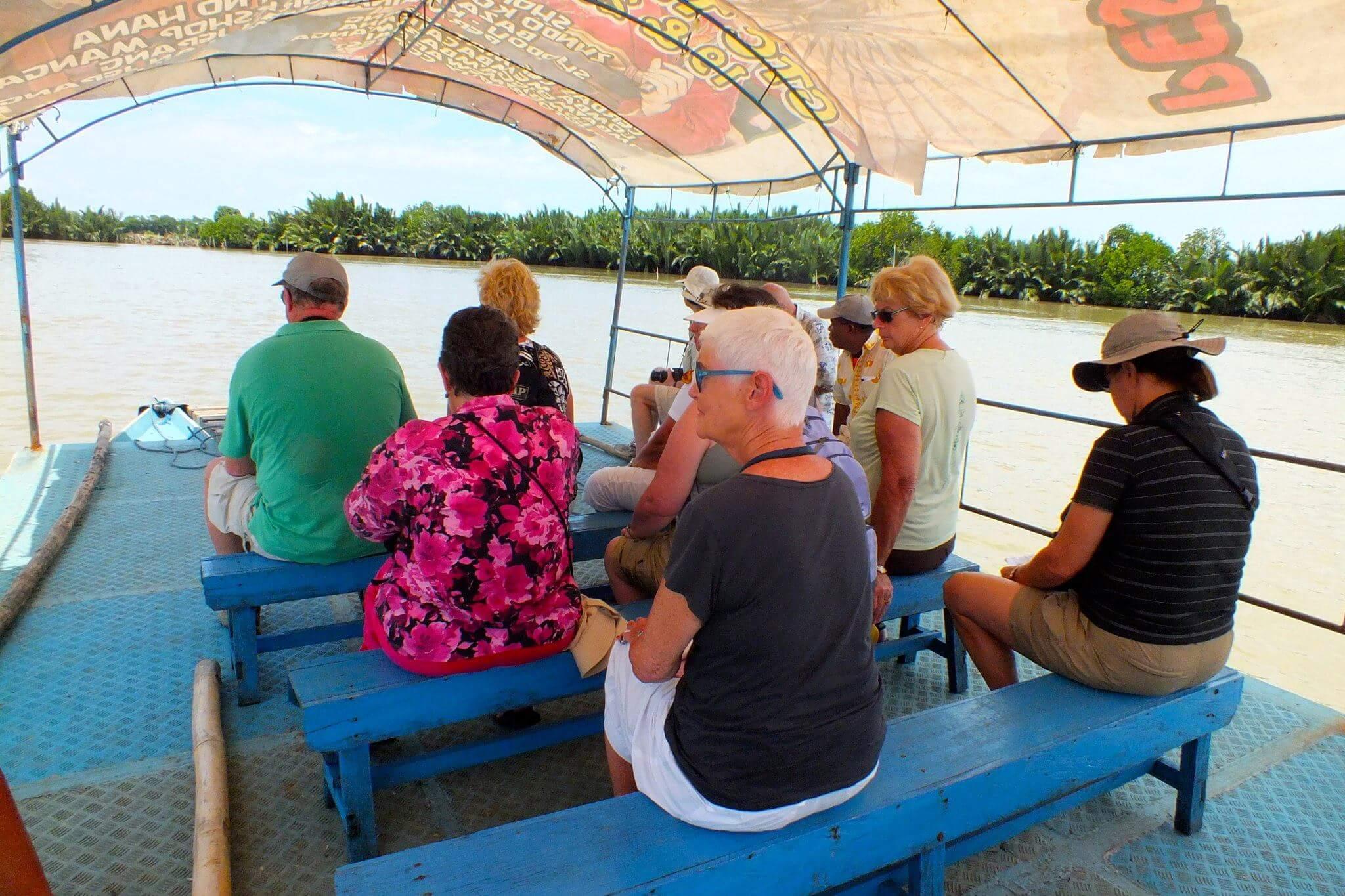 Tallo River cruise