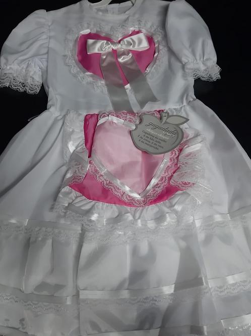 Vestido Noiva Junina Tamanho 10