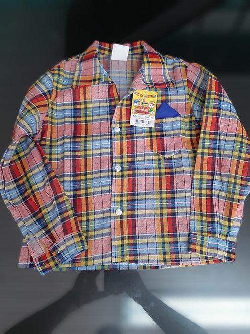 Camisa Infantil Festa Junina Tamanho 04