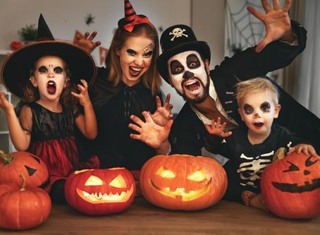Você conhece a origem do Halloween?