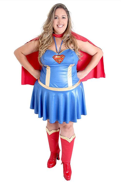 ALUGUEL - Super Mulher Plus Size