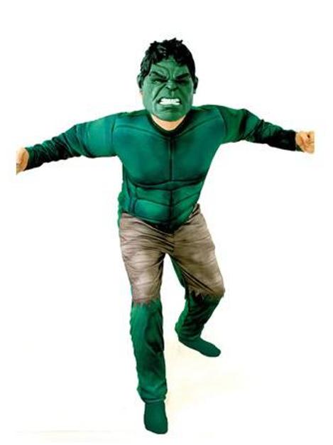 ALUGUEL- Hulk