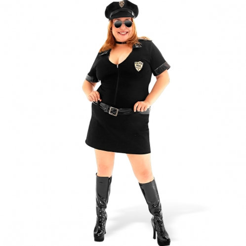 ALUGUEL - Policial Plus Size