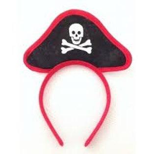 Tiarinha de pirata