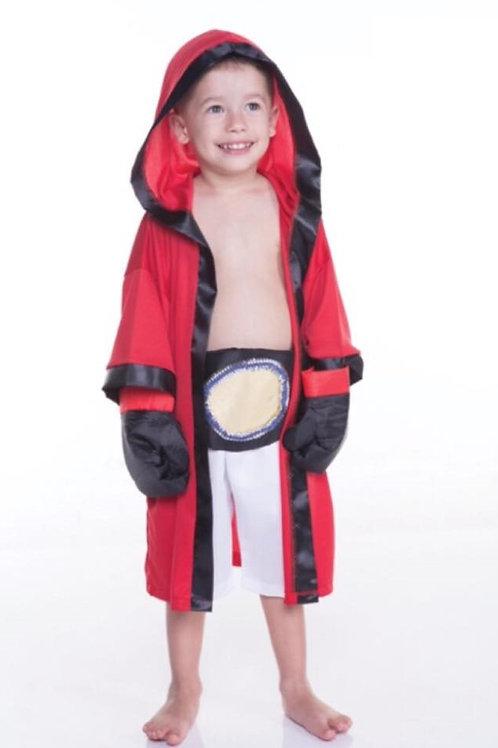 Lutador de Boxe MMA Infantil