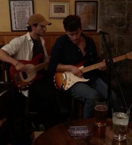 Blue Boys acoustic