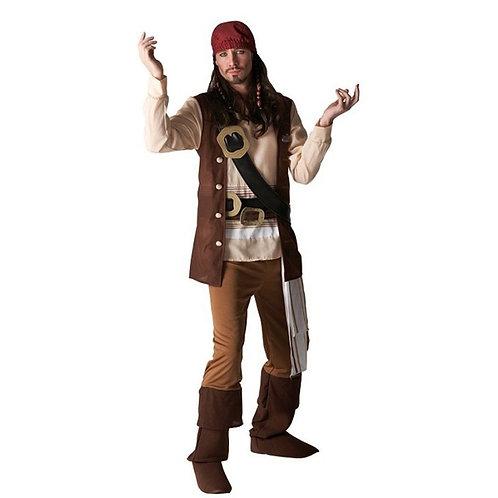 ALUGUEL- Fantasia Jack Sparrow