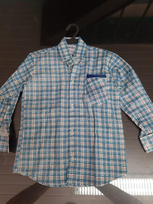 Camisa Festa Junina Infantil Tamanho 2
