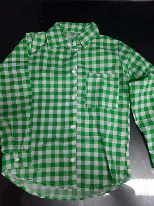 Camisa Festa Junina Infantil 12