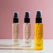 Cleansing Oils + Shaving Oil