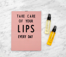 Take care of your lips everyday!
