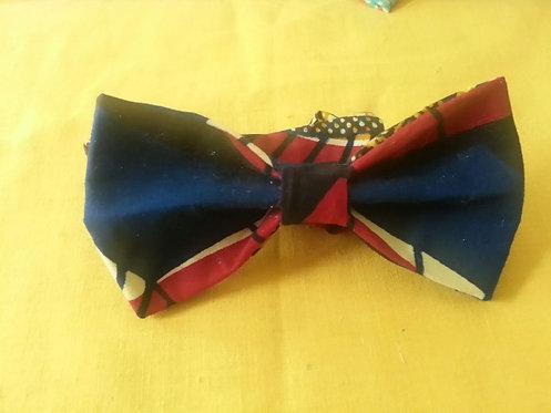 Party Bow Tie in Multicolor