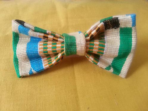 Kente Eclectic Bow Tie in Multicolor