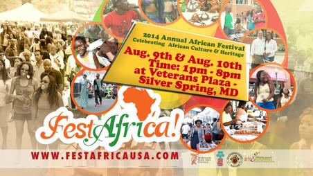 FestAfrica 2014