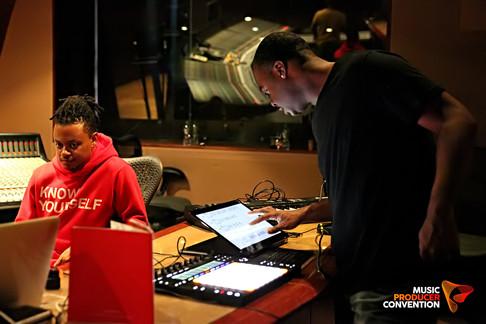 Neenyo & Sound Oracle in the studio.jpg