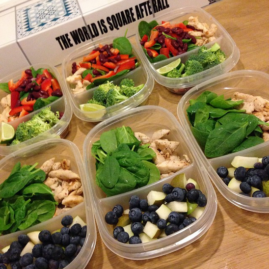 Cool Meal Prep Containers in Denmark | myworkout BE37