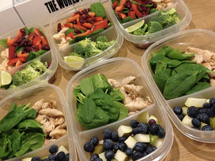 Meal Prep Containers in Denmark