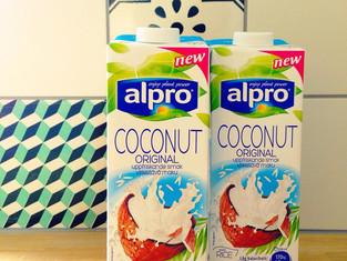 Alpro's Coconut Milk