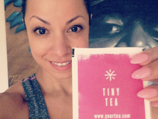 Week 1 on Tiny Tea Detox