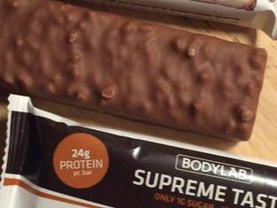 Bodylab's Supreme Taste Protein Bars