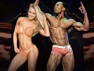 New IFBB Categories