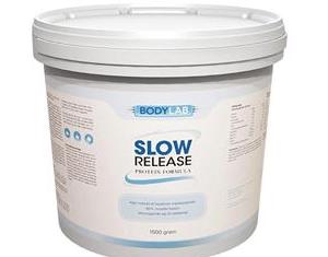Bodylab's Slow Release Casein Powder