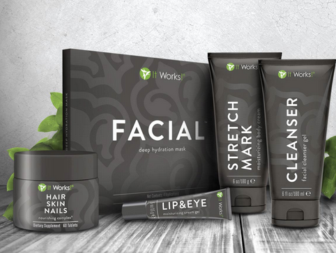 It Works! Skincare Products