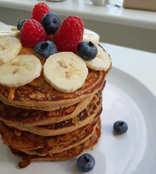 The Ultimate Fluffy Vegan Pancakes