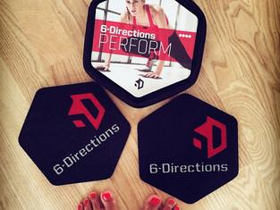 6-Directions Training Sliders