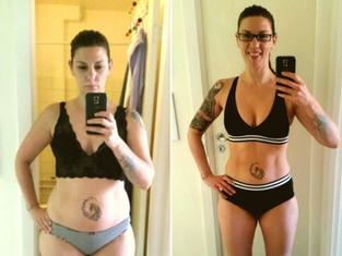 Paula's Inspiring Transformation