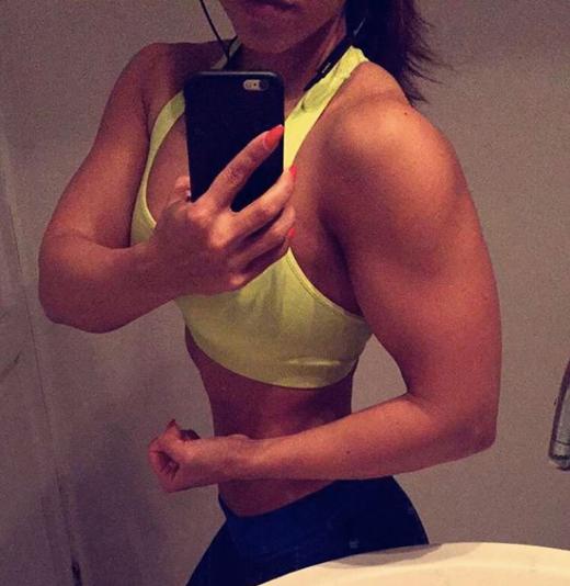 Yvonne Alonso vegan trainer in Copenhagen