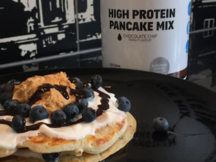 Bodylab's High Protein Pancake Mix