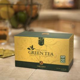 Sundklub.dk Organic Green Tea