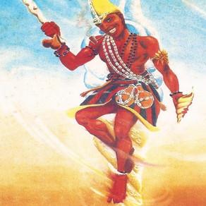 O astral da semana é de Òkotó, o senhor das rotatividades