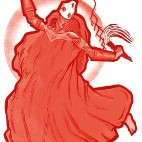 O astral da semana é de Ọya Bágan, a senhora da luminosidade