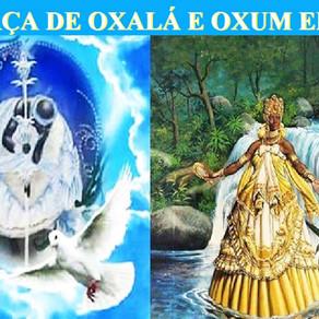 2021, ano com as realizações de Oxalá e de Oxum
