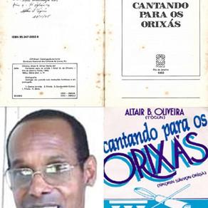 Livro que decifrou tradicionais cantigas de Candomblé faz 27 anos