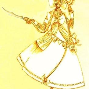 A sábia Ọ̀ṣun Ajagura comanda o astral da semana