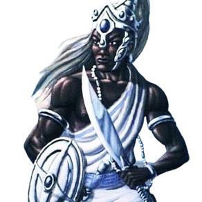 O astral da semana é de Òṣàgiyán, o jovem e destemido Oxalá