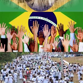A bandeira e a brasilidade ancestral