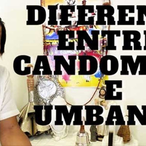 Entendam a diferença entre o Candomblé e a Umbanda
