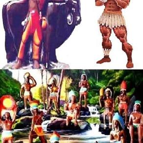 Salve os Caboclos, ancestrais da nossa terra