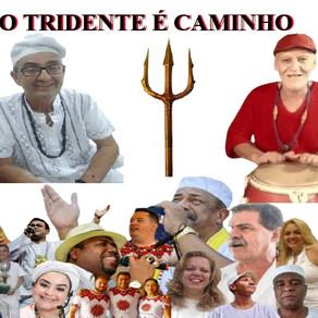 Festival Tridente é Caminho exalta Pai Renato e Pai Jorge dos Ogans Odara
