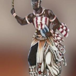 O bravo monarca Báru no astral da semana