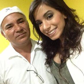 Bàbálórìṣà Sergio Pina fala com carinho da Ẹkẹdi Larissa de Lógun (Anitta)