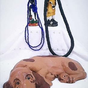 A ligação do cachorro com Ogum e Omolu