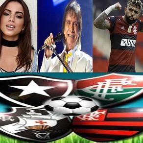 Como vai ser 2021 para os famosos e para os times cariocas