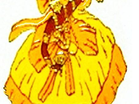 O astral da semana é de Ominíbú, a soberana das águas profundas!