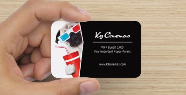 VIPP Black Card